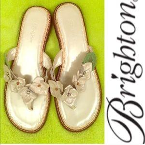 Brighton Floral Sandals